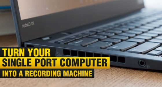 Single-Port-Computer