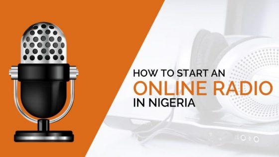 online radio in nigeria