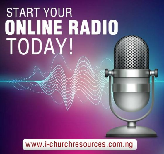 how to start an online radio in nigeria