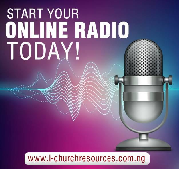 how to start an online radio in nigeria